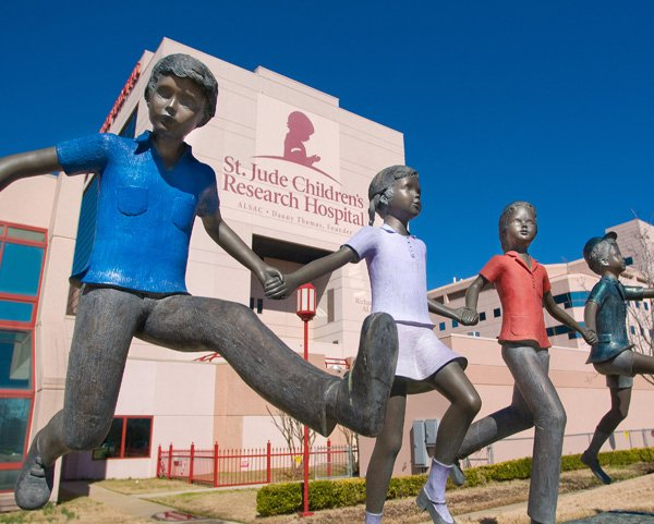 St. Jude Children's Research Hospital celebrates 50 years