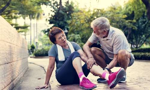 Injuries in Older Adults